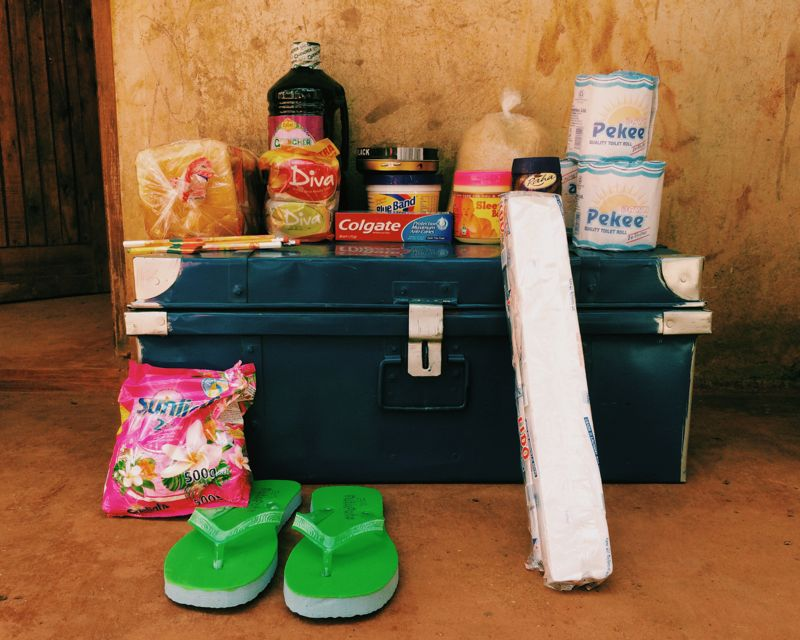 The essential items that every boarder needs each term of school.
